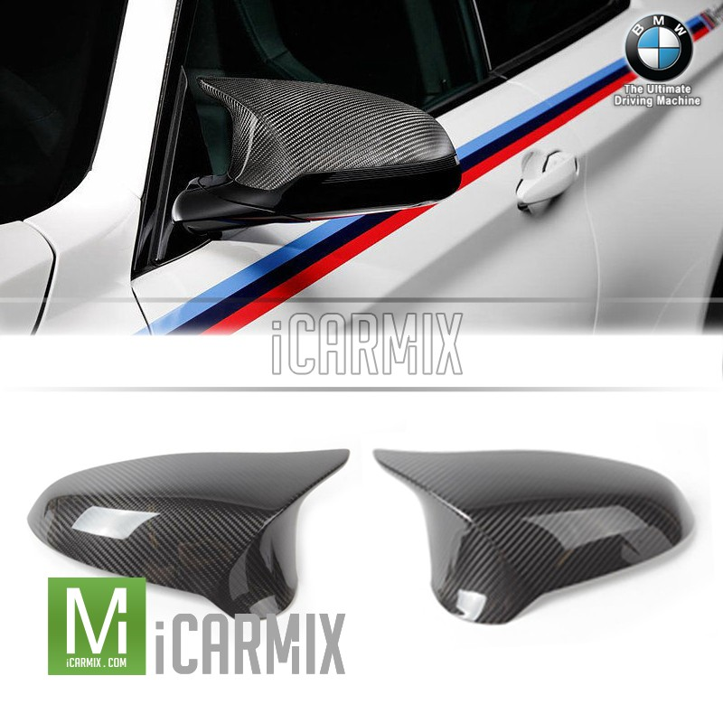Genuine BMW M Performance Carbon Fibre Replacement Mirror Cover For F87 M2 Competition F80 M3 F82 F83 M4