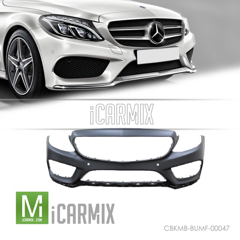 Oes body parts amg style body kit for mercedes benz c for 2017 mercedes benz e class body styles