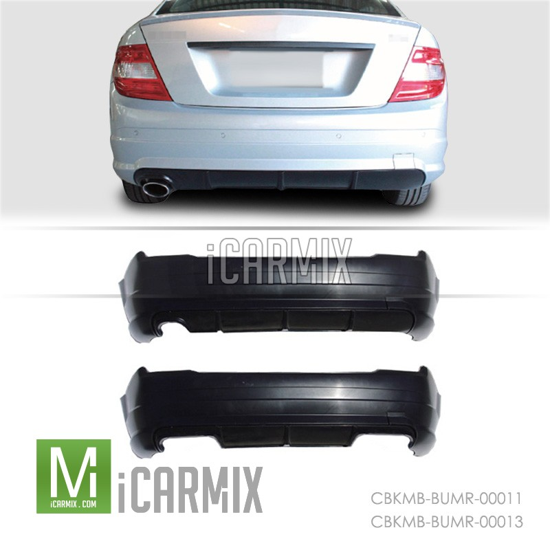Oes body parts c63 amg style body kit for mercedes benz c for Mercedes benz body styles