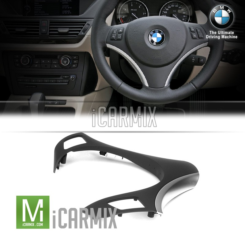 Genuine OEM BMW Sports Steering Wheel Trim Cover For E81 E87 E88 E82 E90 E91 X1 E84
