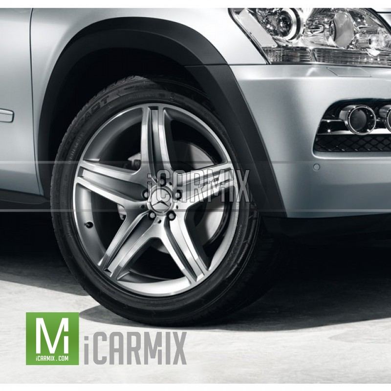 """Genuine 21"""" Amg Alloy Front & Rear Wheel  For Mercedes Benz GL-Class X164"""