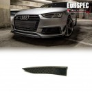 Eurspec Type Md Carbon Fiber Front Diffuser Flaps For A4 B9 S4 B9 (Sedan and Avant) -2015-2020