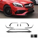 OES Upgrade Accessories Kit  A45 STYLE For Mercedes Benz A Class  W176 AMG Facelift - 2015-2018