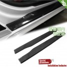Carbon Fibre Door Sill Plate Cover Type R For Audi R8 2006-2014