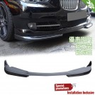 EURSPEC Front Lip with Carbon Fibre Front Apron For BMW 5 Series GT F07 Pre 2010-2014 (Standard Bumper)