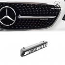 Genuine OEM AMG Front Grille Emblem For Mercedes Benz W213 E43 (Diamond Grille)
