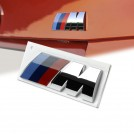 Genuine OEM BMW Letter Emblem - M (For X5M / X6M)