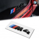 Genuine OEM BMW Letter Rear Emblem for M4 F82 F83 - Gloss Black