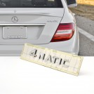 Genuine OEM Mercedes-Benz Letter Emblem - 4MATIC