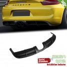 EURSPEC Quality FRP Rear Diffuser Type G For Porsche Cayman Boxster 981 - 2014-2016