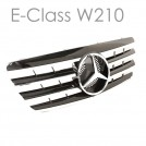 EURSPEC Front Grille For Mercedes-Benz E-Class W210