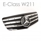 EURSPEC Front Grille For Mercedes-Benz E-Class W211 (2007-2008)