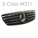 EURSPEC Front Grille For Mercedes-Benz E-Class W211 (2003-2006)