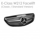 EURSPEC Front Grille For Mercedes-Benz E-Class W212 Facelift Classic (2014-on)