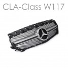 EURSPEC AMG Style Front Grille For Mercedes-Benz CLA-Class W117 (2013-2016)