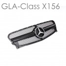 EURSPEC Front Grille For Mercedes-Benz GLA-Class X156