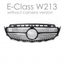 EURSPEC Front Grille For Mercedes Benz E-Class W213 C238 A238 (2017-2018)