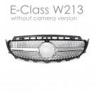 EURSPEC Front Grille For Mercedes Benz E-Class W213 A238 C238 (2017-2018)