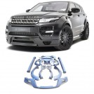 FRP Full Body Kit Type H For Land Rover Range Rover Evoque 5 Dr -2011-2014