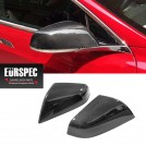 Eurspec Carbon Fibre Replacement Mirror Covers for Tesla Model S Model 3 Pre & Facelift - 2012-2018