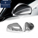 Genuine Maserati Chrome Replacement Mirror Cover For  Granturlsmo - 2010-2014