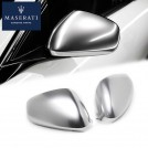 Genuine Maserati Matte Chrome Replacement Mirror Cover For  Granturlsmo - 2010-2014