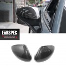 Eurspec Carbon Fibre Mirror Cover Replacement For Porsche 982 718 Boxster Cayman