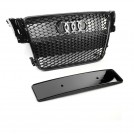 EURSPEC Front Grille RS Style For Audi A5 S5 8T Pre Facelift - 2007-2011