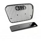 EURSPEC Front Grille RS Style For Audi A6 S6 C7 Pre Facelift - 2011-2015
