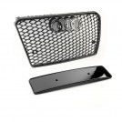 EURSPEC Front Grille RS Style For Audi A7 S7 4G Pre-facelift - 2010-2014