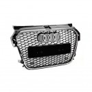 EURSPEC Front Grille RS Style For Audi A1 8X - 2010-2018
