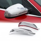 AUDI A3 A4 A5 Stick On Chrome Mirror Cover