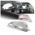 AUDI A3 A4 A5 A6 A8 Q3 Stick On Chrome Mirror Cover