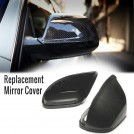 EURSPEC AUDI Q5 Q7 Carbon Fibre Replacement Mirror Cover (Standard)