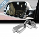 GRD Audi A5 S5 8T (11'-15') S-Line Style Mirror Cover (Lane Assist)