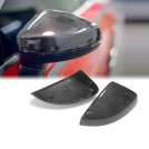 GRD Carbon Fibre Replacement Mirror Cover For Audi A3 8V Pre & Facelift - 2013-2018