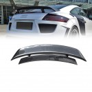 EURSPEC Rear Spoiler Type D For Audi TT MK2 8J (2007-2014)