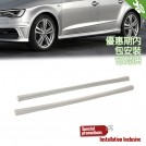 OES Body Parts PP Side Skirt S3 Style For Audi A3 8V  Sportback Pre - 2013-2016 (Standard)