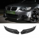BMW E92 E93 Pre-facelift M Tech Carbon Fibre Front Apron (Type 3)
