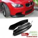 Carbon Fibre Front Apron Type J For BMW 3 Series M3 E90 E92 E93 - 2007-2013 (M3 Bumper)