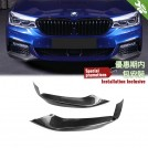 Carbon Fibre Front  Apron Type P For BMW 5 Series G30 - 2017-2018 (MTEC)