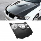 Front Hood Bonnet M3 Style For BMW 3 Series E90 LCI 2009-2012