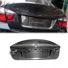 Carbon Fibre Rear Boot Trunk Type C For BMW 3 Series E90 Pre - 2005-2008