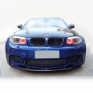 FRP Front Bumper Type R w/ Carbon Front Lip For BMW 1 Series E82 E87 (2007-2013)