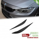 Carbon Fibre Eyelid For BMW M3 F80 / M4 F82 - 2014-2017