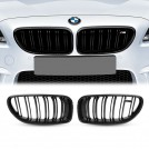 OES Dual Slats Front Grille Performance M6 Style W/ Stand For BMW 6 Series F06 F12 F13 M6 - 2012-2018