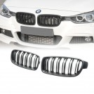 OES DUAL SLATS BMW F30 F31 Front Grille