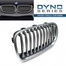 EURSPEC DYNO Silver Chrome Front Grille For BMW 5 Series F10 F11 & M5