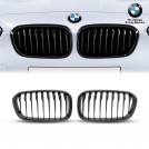Genuine OEM M Performance Front Grille For BMW 1 Series F20 F21 Lci (2015-2018) - Gloss Black