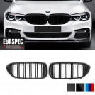 EURSPEC Dual Slat Front Grille For BMW 5 Series G30 G31 (2016-2018)